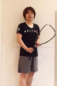梶野晴美選手 (LPRT JAPAN)